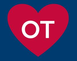We love our OTs